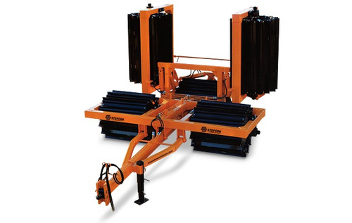 rolo hidraulico triturador stefoni 6 metros