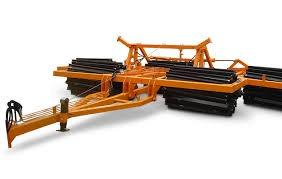 rolo hidráulico triturador stefoni 6 metros