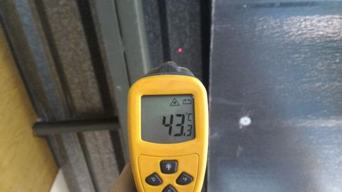 rolo manta térmica 24m2 - 3tc isolamento 10mm