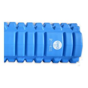 Rolo Massagem Foam Roller P/ Liberação Miofascial Ativa