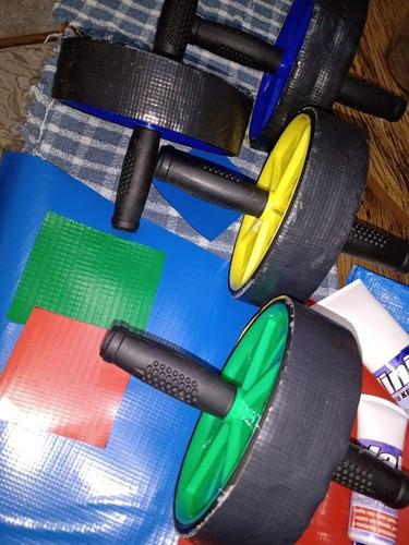 rolo que desliza para colar brinquedos infláveis+brinde