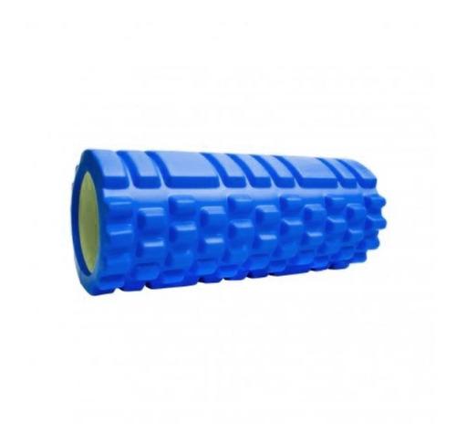 rolo rodillo de elongacion masaje texturado largo 33,5cm drb