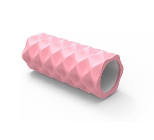 rolo rodillo yoga pilates masajes rollo eva texturado 33 cm