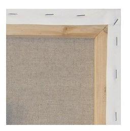 rolo tecido linho pintura tela profissional 1,65mx10m *frete