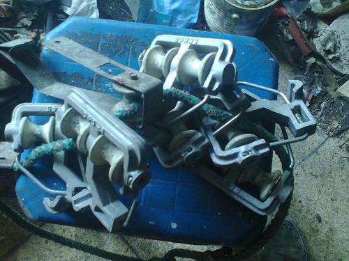 rolos para cables