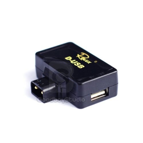 Cargador RL-T1A Rolux 95Wh Li-Ion Pantalla LCD Batería Recargable V-Mount