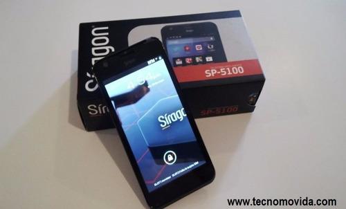 rom software firmware siragon driver para el sp-5100