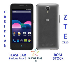Rom Stock Firmware Zte Z820 Obsidian Metro Pcs T-mobile