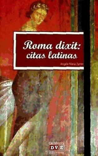 roma dixit: citas latinas(libro )
