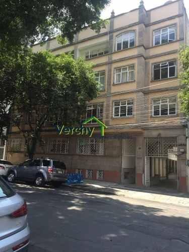 roma norte, amplias oficinas en renta