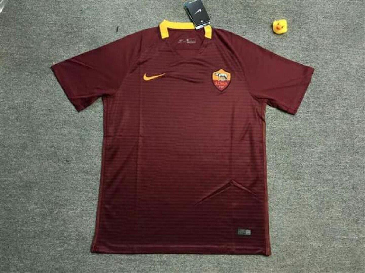 0ba4c2792f880 Camiseta ROMA 2017