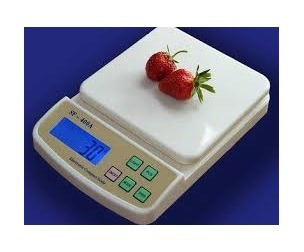 romana, balanza de mesa. electrónica digital. 60 kg. almacén