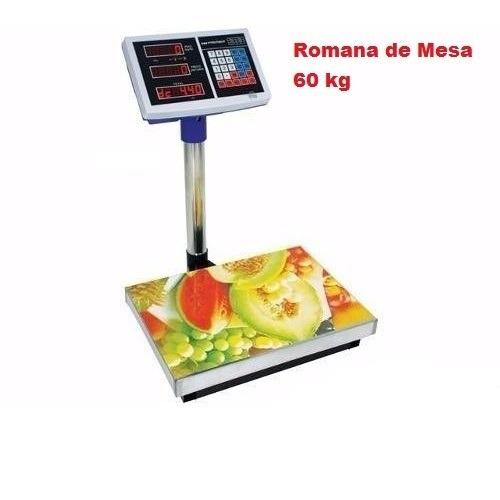 romana, balanza pedestal, electrónica digital, industria.