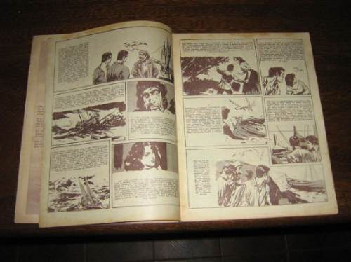 romance ilustrado nº 3 a cabana do pai tomaz  década 50 rge