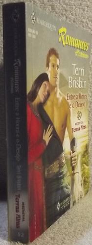 romance medieval nº 52 t. brisbin . entre honra e desejo (a)