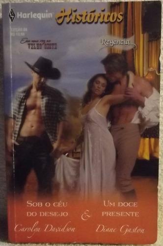 romance regência nº 88 carolyn davidson - diane gaston (a)