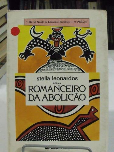romanceiro da abolição - stella leonardos