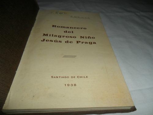 romancero del milagroso niño jesús de praga/ p. gil, o.c.d.