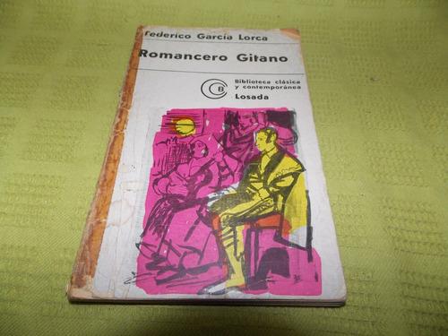 romancero gitano - federico garcía lorca - losada