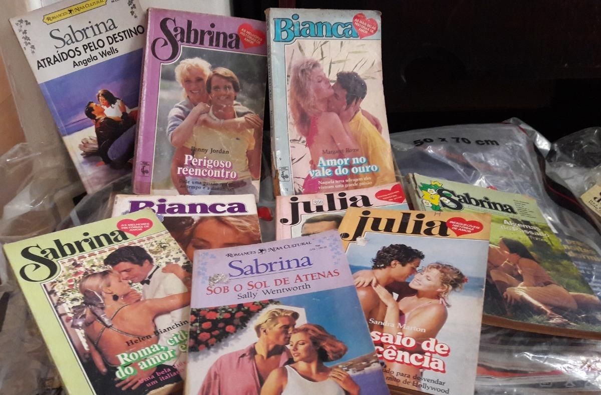 Livros Em Pdf Para Romances Julia Sabrina E Bianca