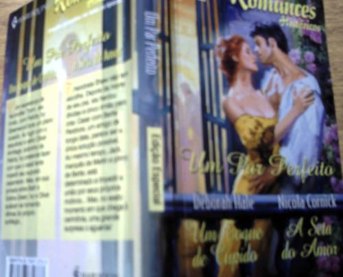 romances históricos especial n° 31: um par perfeito:
