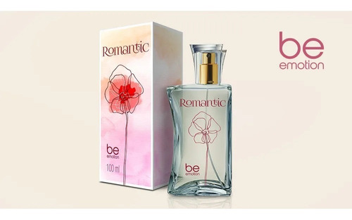 romantic be emotion - feminino