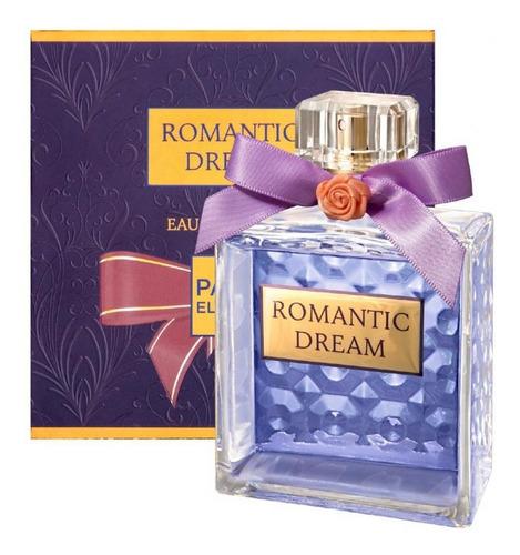 romantic dream paris elysees perfume feminino - eau de parfu