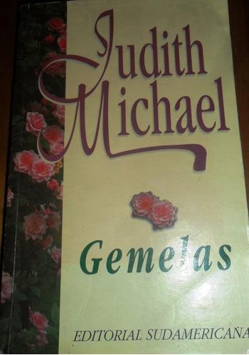 romantica. judith michael gemelas usado ed. grande