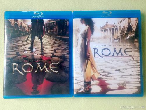 rome - roma temporadas 1&2 blu ray