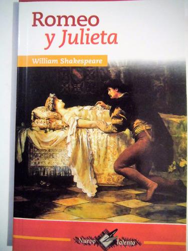 romeo y julieta de william shakespeare nuevo envio gratis