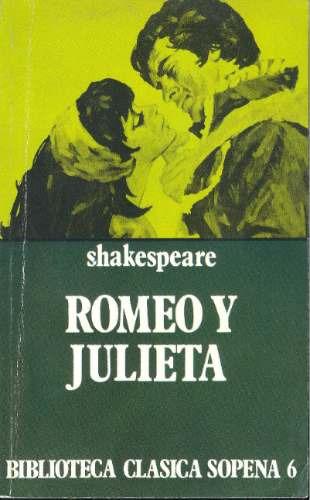 romeo y julieta - shakespeare.