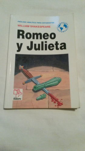 romeo y julieta william shakespeare