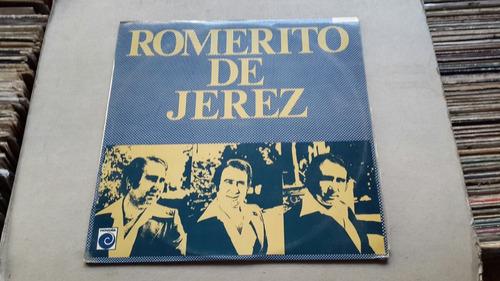 romerito de jerez flamenco