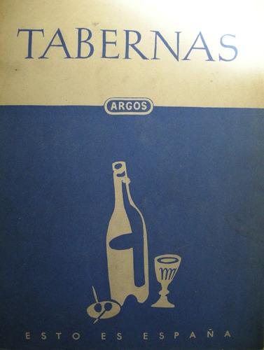 romero, luis  - tabernas, argos, barcelona, 1950, 51p, buen