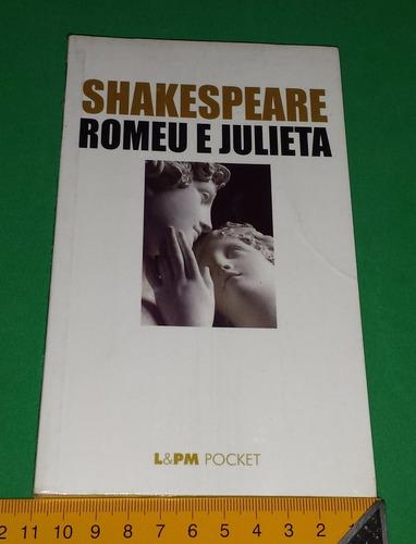 romeu e julieta - william shakespeare - livro novo