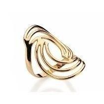 rommanel lindo anel fios em meia lua  511057