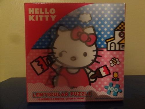 rompe capezas hello kity 100 piezas