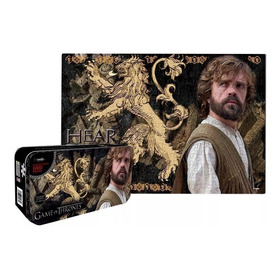 Rompecabeza Game Of Thrones - Modelo Tyrion Lannister