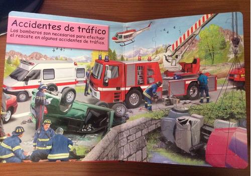 rompecabeza libro de 8 puzle, juguete de niños