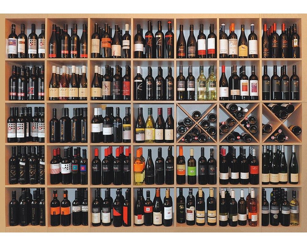 Rompecabezas 1000 piezas piatnik estanter a vinos estante - Estanterias de vino ...