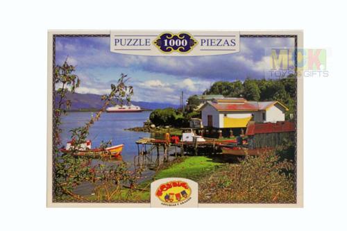 rompecabezas 1000 pz 8 modelos codigo: aa-11000 fjordland