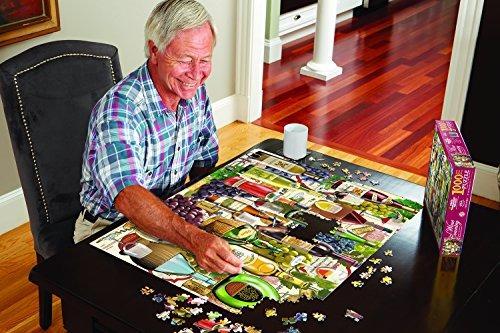 rompecabezas 1000 pzas white mountain puzzles los años ochen