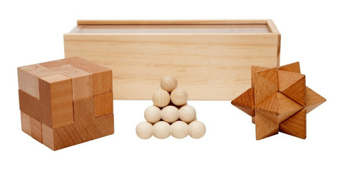 rompecabezas  3 en 1  madera ideal personalizar