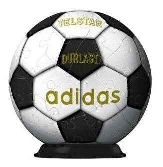 rompecabezas 3d balón oficial adidas méxico 70 ravensburger