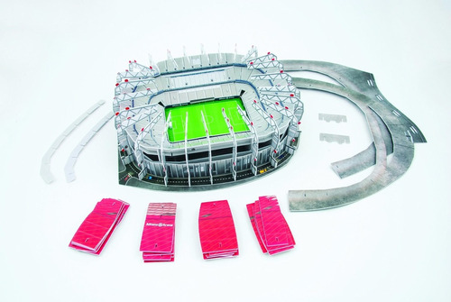 rompecabezas 3d estadio allianz arena bayern munich nanostad