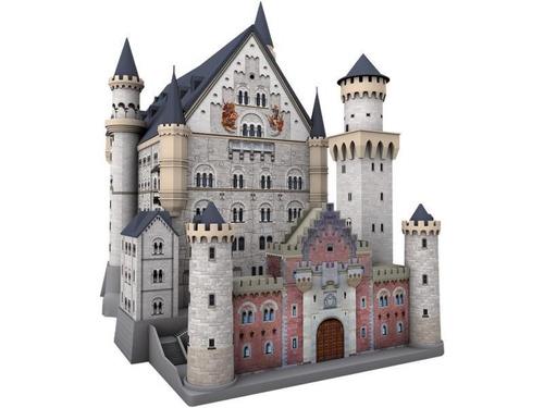 rompecabezas 3d ravensb ref : 125739 castillo neuschwanstein