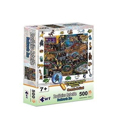 rompecabezas 500 piezas