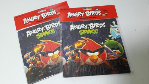 rompecabezas angry birds