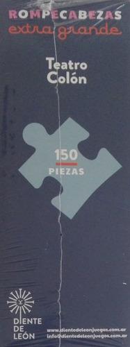 rompecabezas autóctono extra grande 150 piezas didactikids