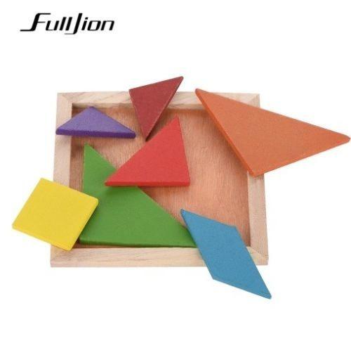 rompecabezas de madera juguete para niños.